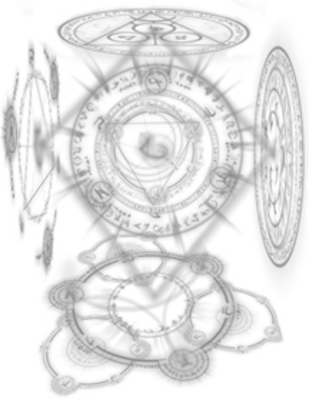 Product picture Dh-FMA Transmutation Circle Photoshop brush